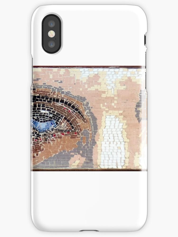Eva's Eyes – iPhone X – Rigid