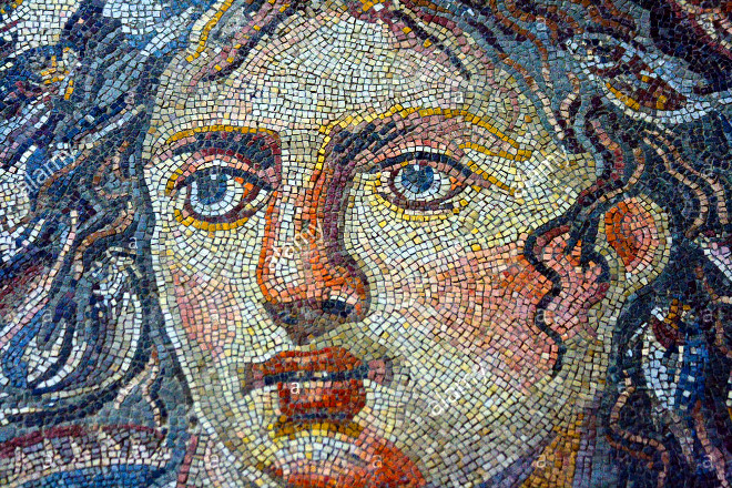 ISIS tried to sell me a mosaic looted from a Syrian Museum
