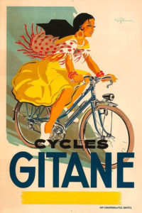 Gitane Cycles Poster
