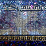 Timeo Danaos Carole's Eyes Mosaic