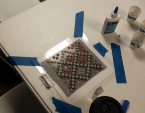 building a mosaic