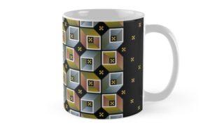 Rez Romaine mosaic mug - Christmas stuffer