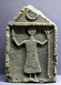 Preroman votive tablet (Kingdom of Mauretania)