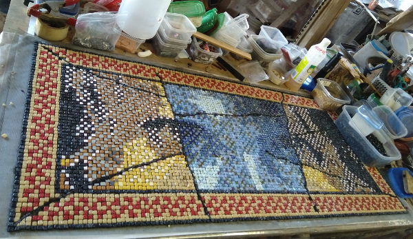Livia mosaic