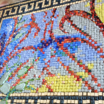 Carola QUInta mosaic, work in Progress