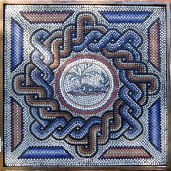 Lepus Vexus mosaic complete, June 2019