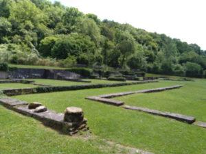 Foundations of Villa Nennig