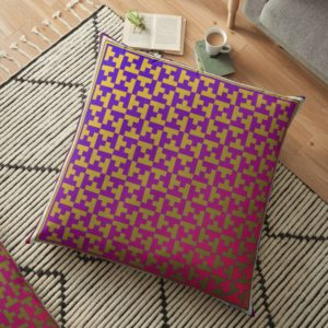 amba araddam floor pillow on sale at Redbubble