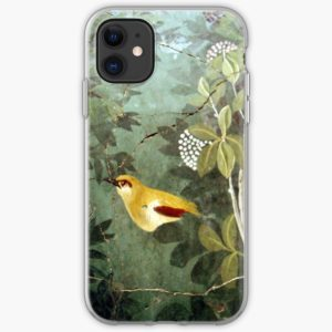Golden Oriole fresco I-phone case sold on Red bubble