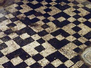Mosaic Floor, Rome