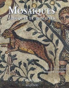 BOOK Mosaiques grecques et romaines - Cover