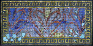 Carola Quinta - glass mosaic - 2018