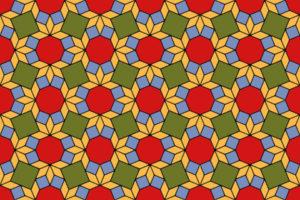 Roman Tile - 087 Timgad