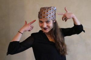 Setif scarf by Charlotte Kaslin