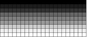Color Gradient - Grayscale