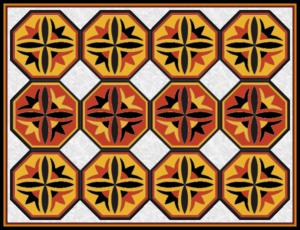 Roman Tile - 05 - an alternative pattern
