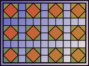 Roman Tile - 05 - Aquileia - Color variation #3