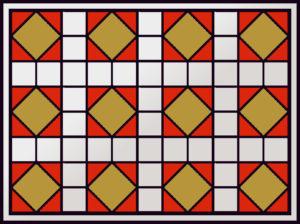 Roman Tile-005 - Aquileia - color variation #2