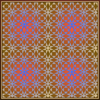 4x4 design - Roman Tile - 13 - Saint Romain en Gal