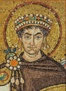 Justinian suppressed the Nika Riots in 532 Ad